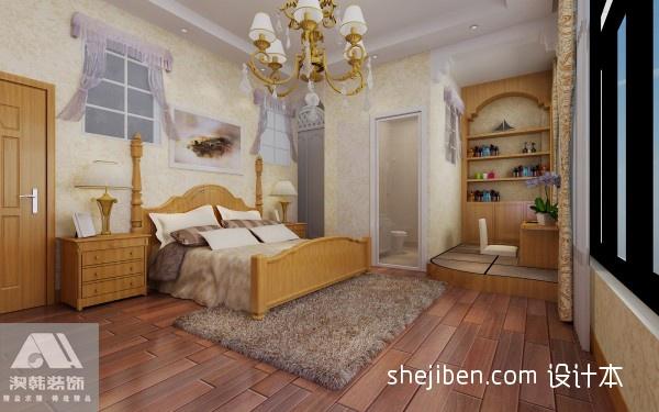 精美复式卧室混搭实景图片卧室潮流混搭卧室设计图片赏析