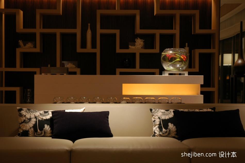 精选面积120平别墅客厅混搭装修设计效果图片客厅潮流混搭客厅设计图片赏析