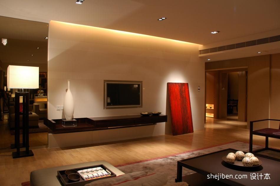 精选120平方混搭别墅客厅装修图客厅潮流混搭客厅设计图片赏析