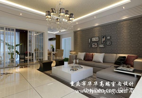简洁651平混搭别墅客厅装修美图客厅潮流混搭客厅设计图片赏析