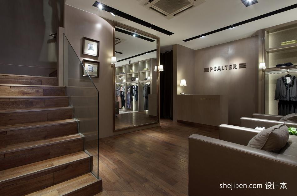 女服装店铺装修设计图片设计图片赏析