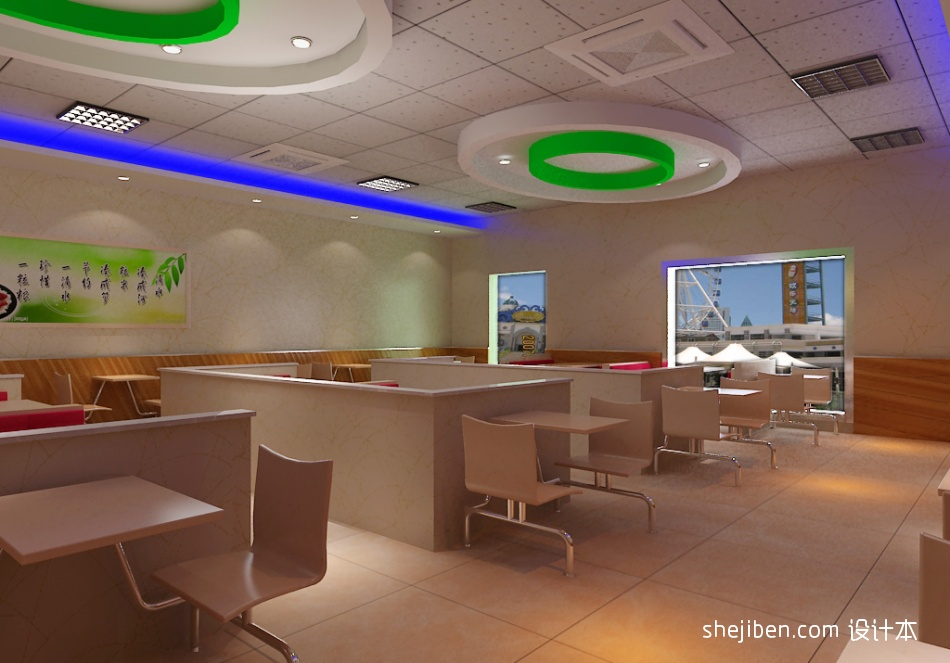 030餐饮空间其他设计图片赏析