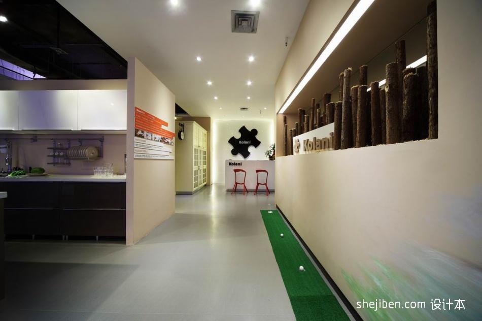 深圳橱柜专卖店7购物空间设计图片赏析