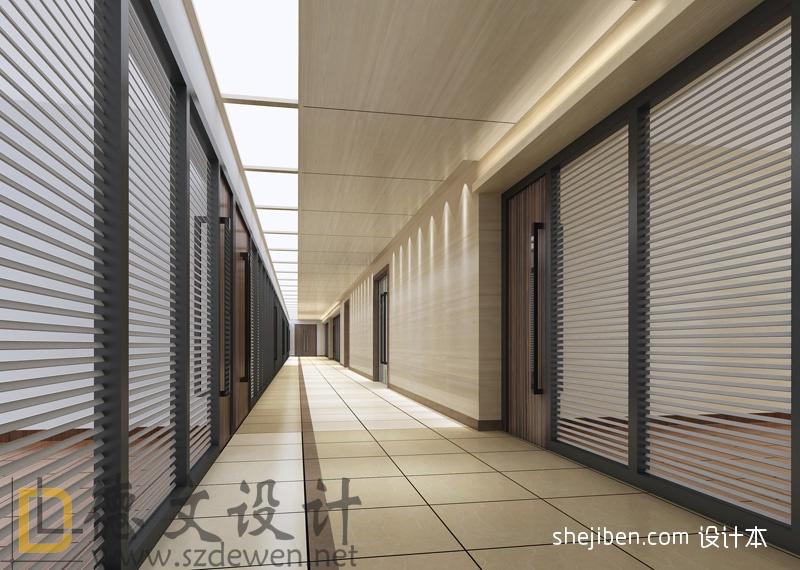 走道办公空间其他设计图片赏析