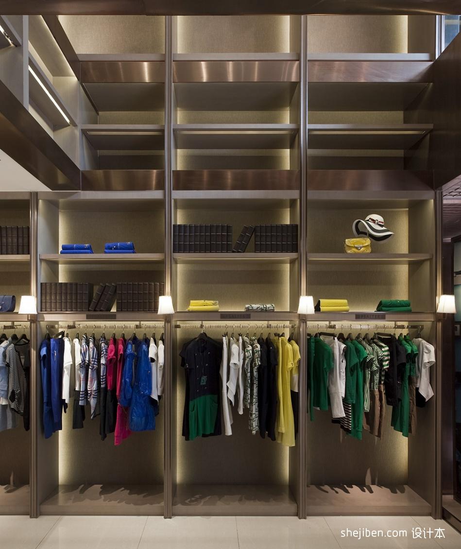 服装店装修风格设计设计图片赏析