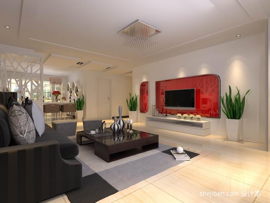 热门大小143平混搭四居客厅装修实景图片欣赏客厅潮流混搭客厅设计图片赏析