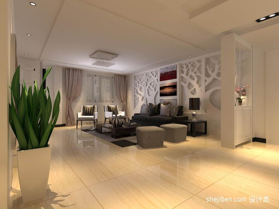精美125平米四居客厅混搭效果图片欣赏客厅潮流混搭客厅设计图片赏析