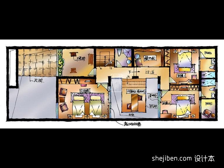 华丽770平混搭别墅客厅装修图片客厅潮流混搭客厅设计图片赏析