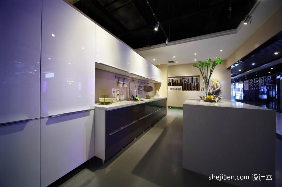 深圳橱柜专卖店6购物空间设计图片赏析