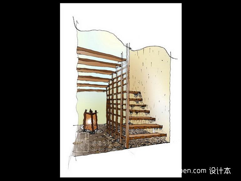 温馨393平混搭别墅客厅美图客厅潮流混搭客厅设计图片赏析