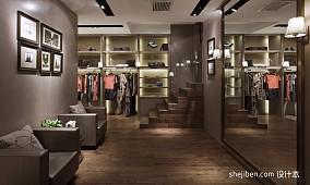 女服装店铺装修设计效果图