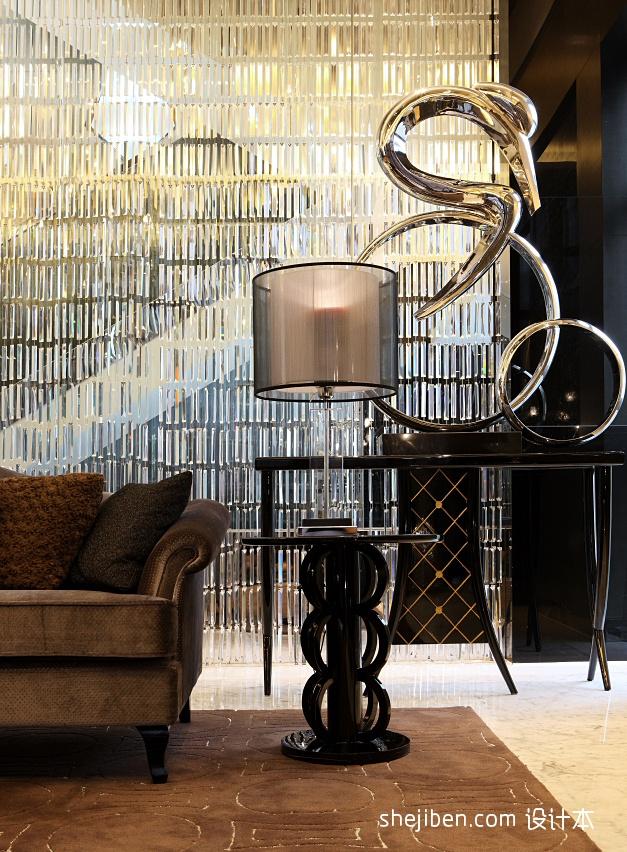 华丽312平混搭别墅客厅实拍图客厅潮流混搭客厅设计图片赏析