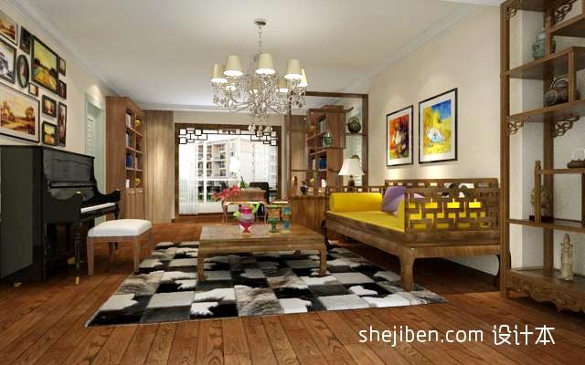 2018精选133平米混搭复式客厅装饰图片欣赏客厅潮流混搭客厅设计图片赏析