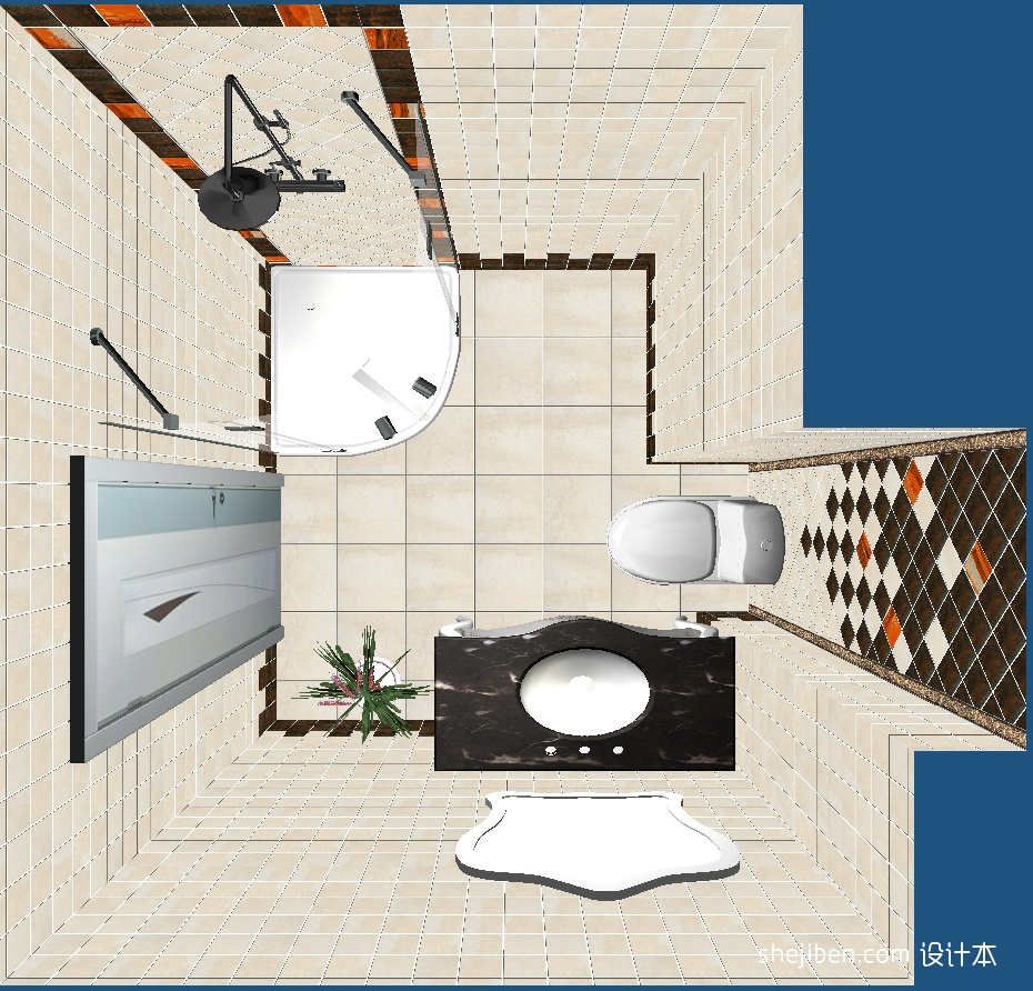 明亮55平混搭复式客厅装修图客厅潮流混搭客厅设计图片赏析