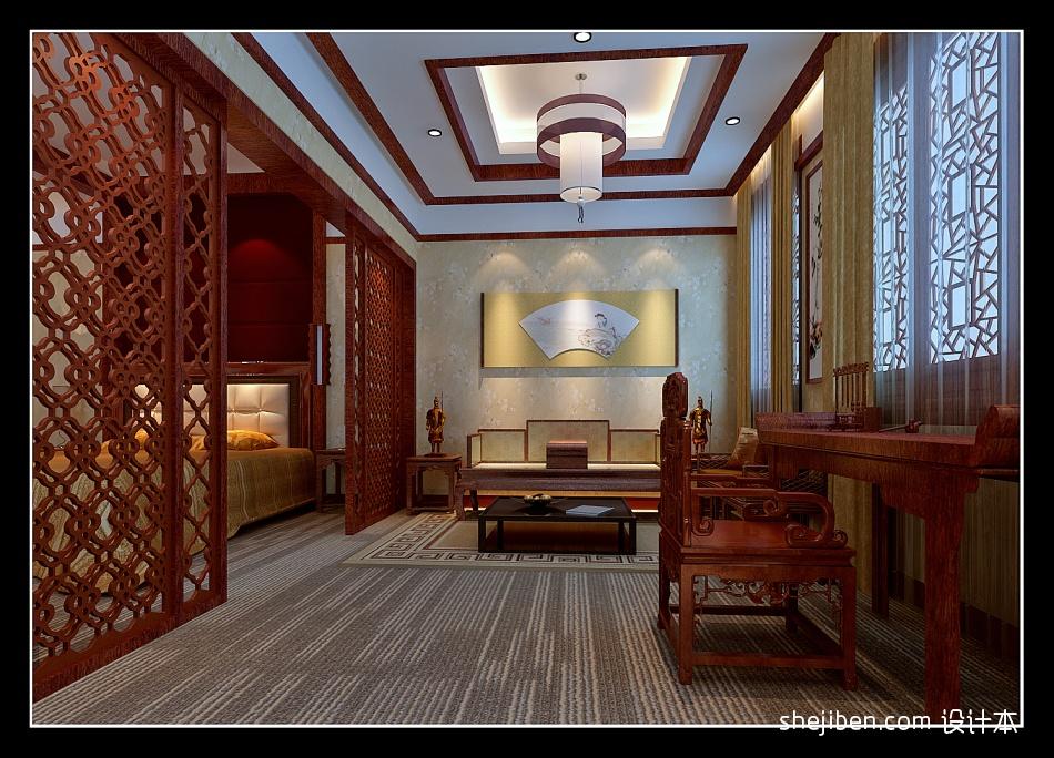 套房一起居室样板酒店空间其他设计图片赏析