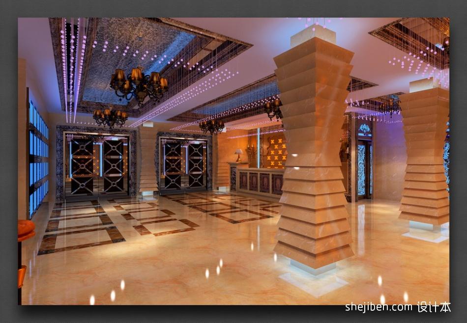 大厅2娱乐空间其他设计图片赏析