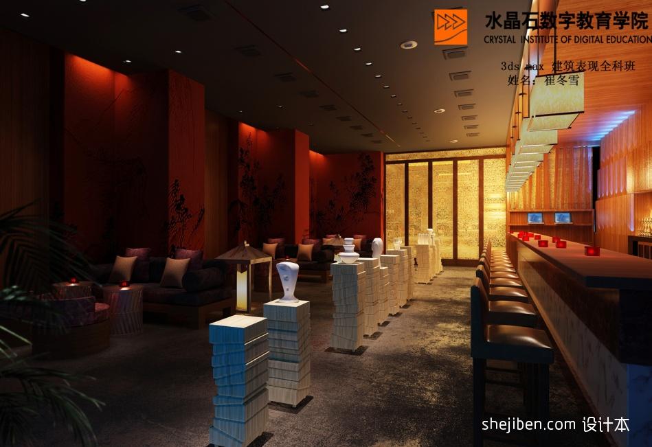 浪漫342平混搭样板间客厅图片大全客厅潮流混搭客厅设计图片赏析