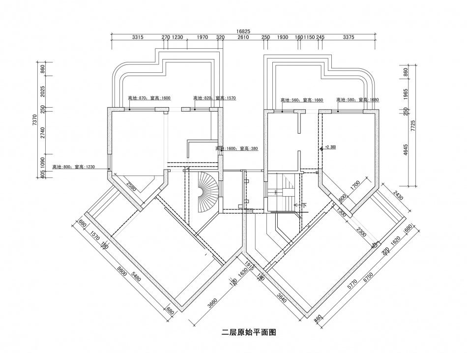 热门130平米混搭复式客厅效果图片欣赏客厅潮流混搭客厅设计图片赏析