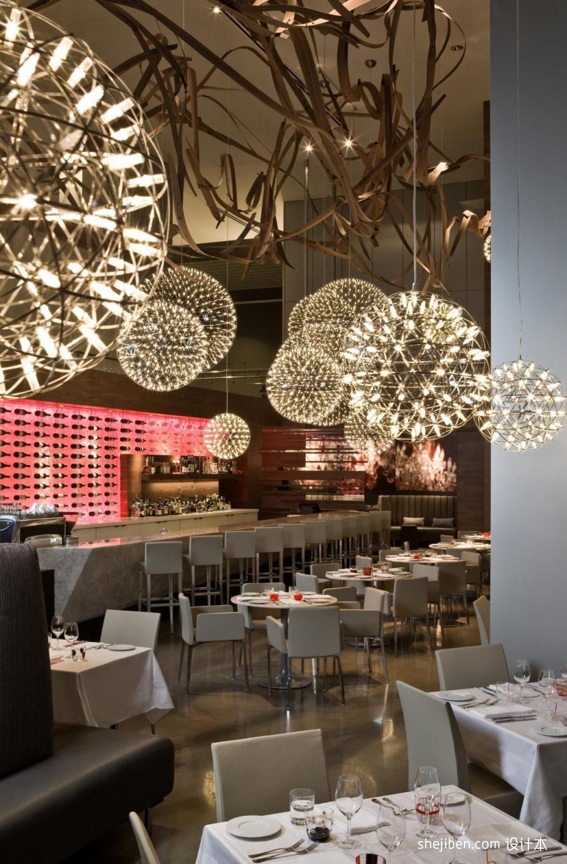 多伦多Aria餐厅设计空气餐厅餐饮空间其他设计图片赏析