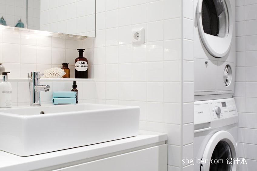 2018精选74平米二居卫生间混搭装修实景图片大全卫生间潮流混搭卫生间设计图片赏析