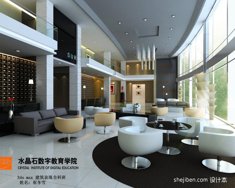 大气286平混搭样板间客厅设计美图客厅潮流混搭客厅设计图片赏析