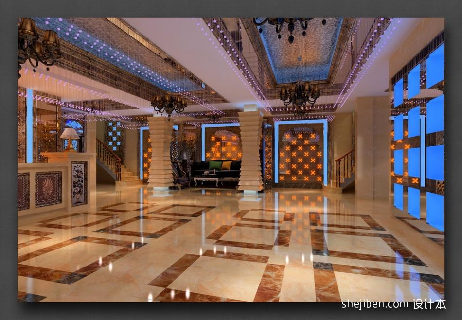 大厅1娱乐空间其他设计图片赏析