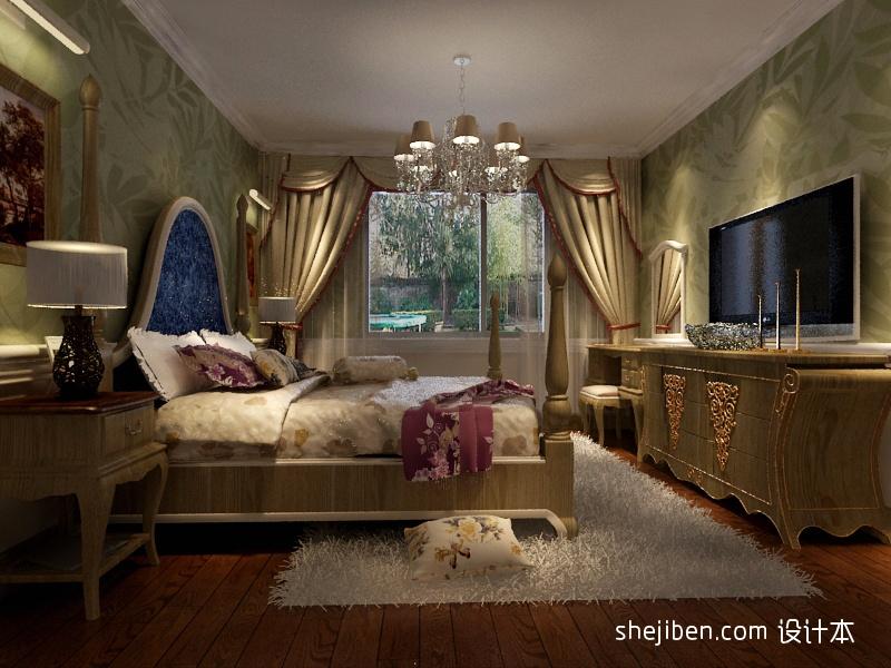 精美121平米混搭复式卧室实景图片卧室潮流混搭卧室设计图片赏析