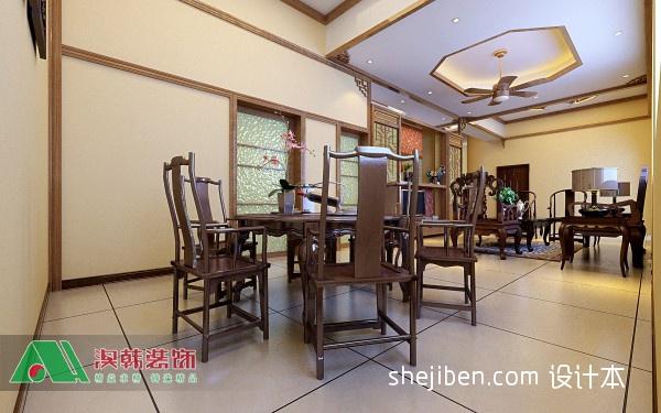 精美118平米混搭复式餐厅装修图片大全厨房潮流混搭餐厅设计图片赏析