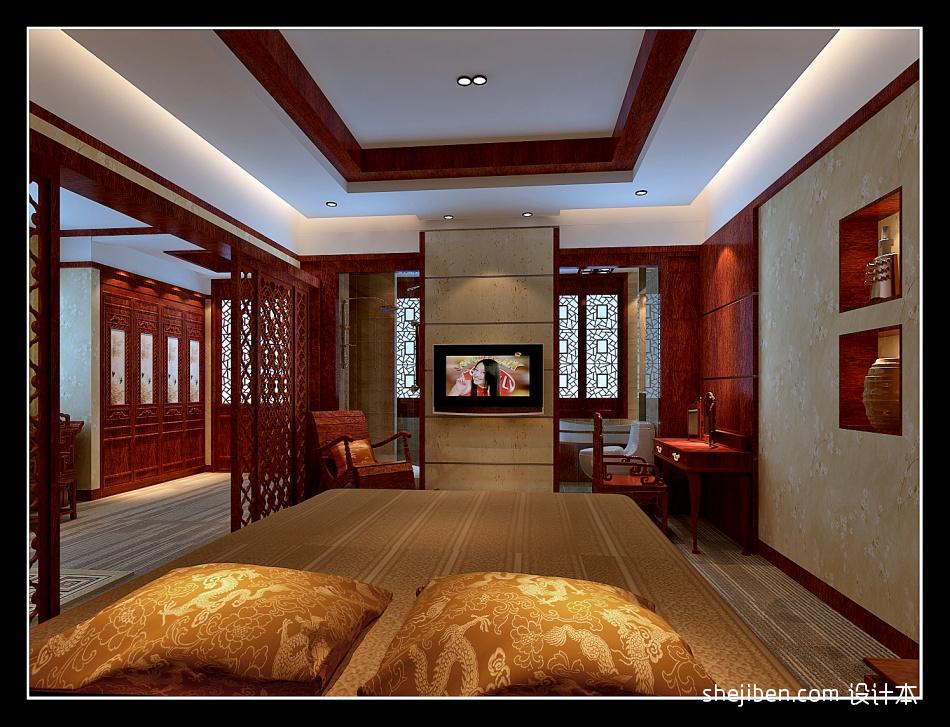 套房一卧室样板酒店空间其他设计图片赏析