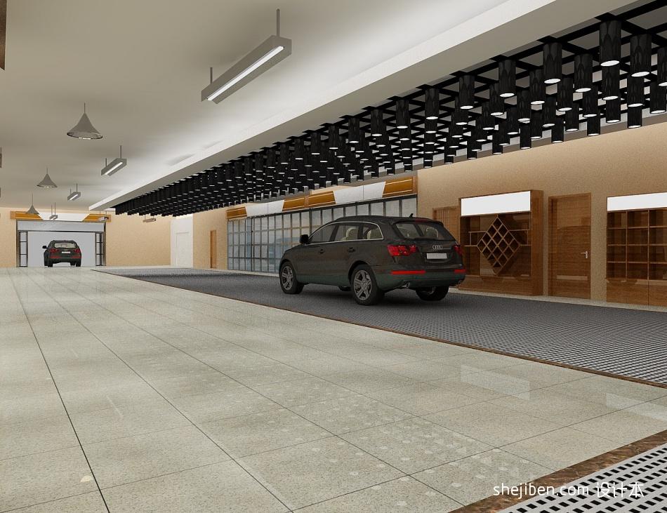 车间1酒店空间设计图片赏析