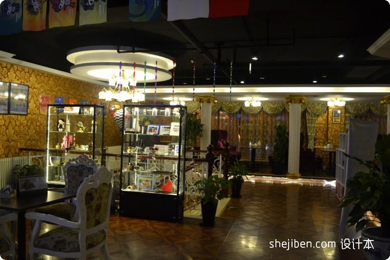 爱琴海咖啡餐饮空间其他设计图片赏析