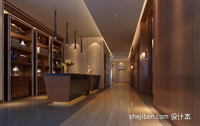 餐厅走道酒店空间其他设计图片赏析
