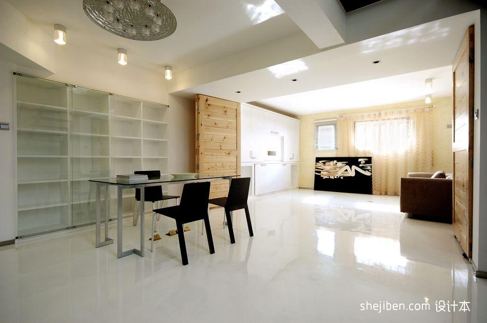 热门137平米混搭复式餐厅装修设计效果图片大全厨房潮流混搭餐厅设计图片赏析