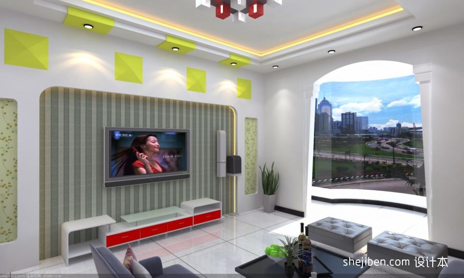 质朴102平混搭三居客厅图片欣赏客厅潮流混搭客厅设计图片赏析