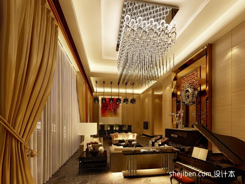总统客厅酒店空间其他设计图片赏析