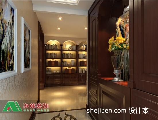 精美106平大小混搭三居装饰图客厅潮流混搭客厅设计图片赏析