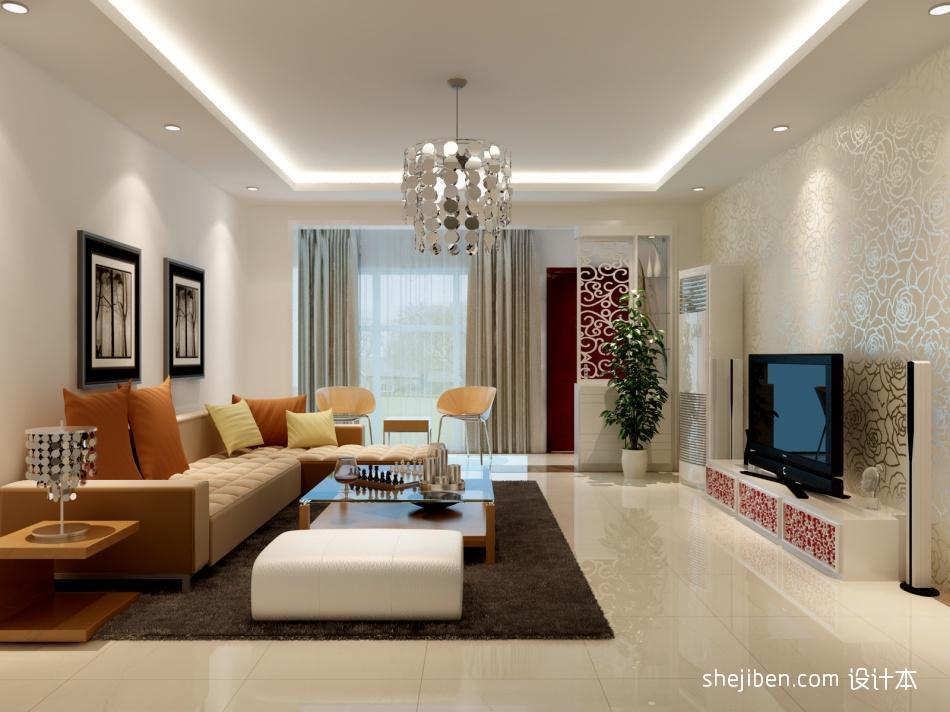 平混搭别墅客厅装修案例客厅潮流混搭客厅设计图片赏析