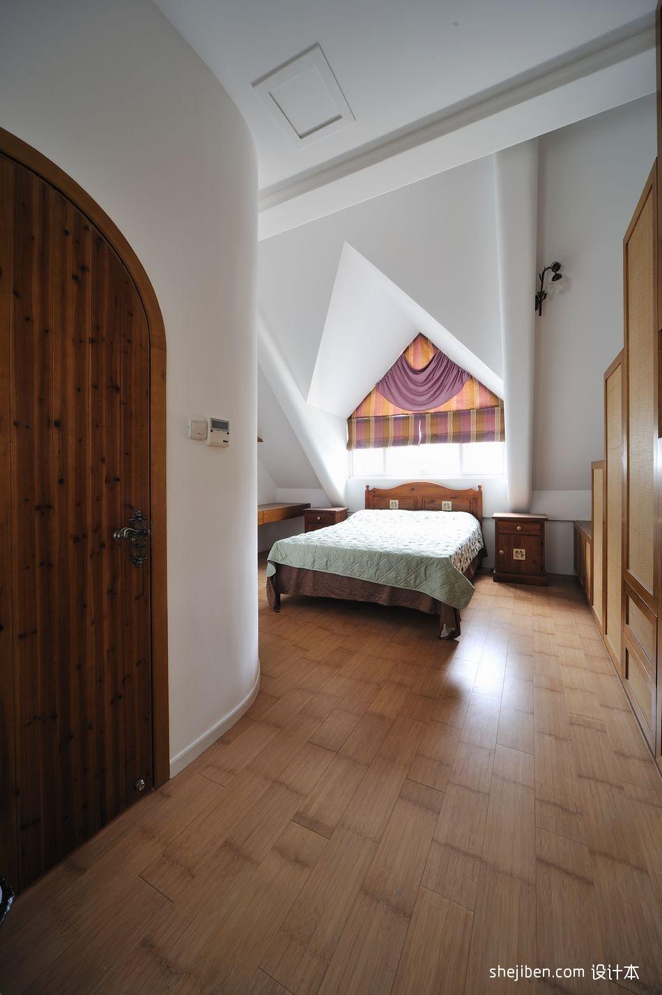 20平米主卧室装修效果图2013卧室其他卧室设计图片赏析