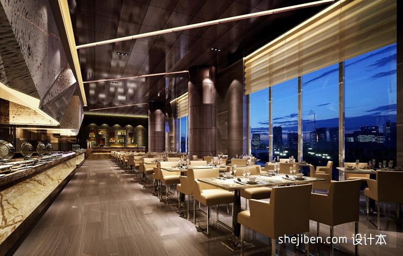 大众美食广场窗户设计图酒店空间其他设计图片赏析