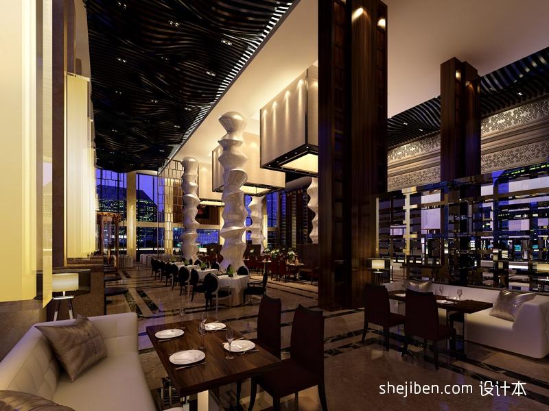 西餐厅02酒店空间其他设计图片赏析