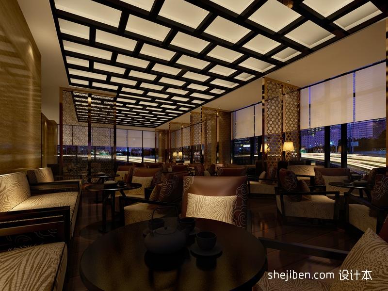 茶室酒店空间其他设计图片赏析