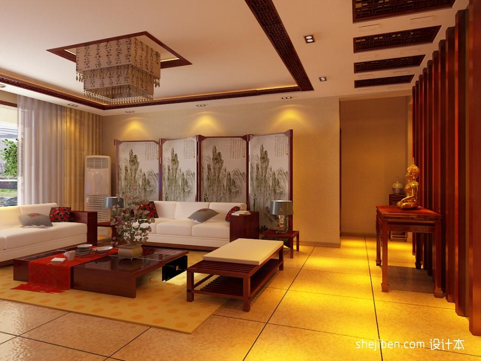 5客厅潮流混搭客厅设计图片赏析