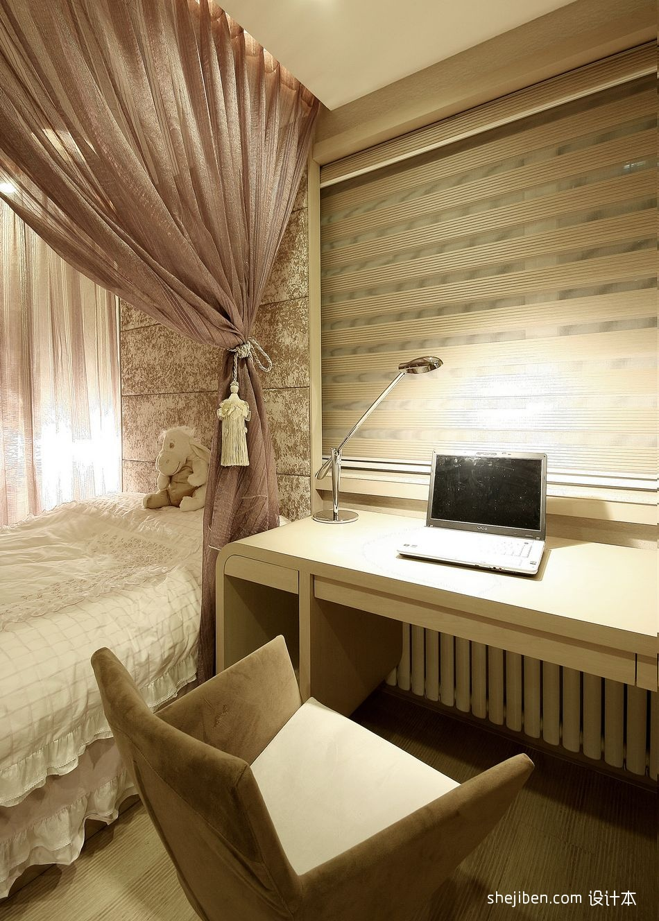 精美面积105平混搭三居卧室装修效果图片大全卧室潮流混搭卧室设计图片赏析