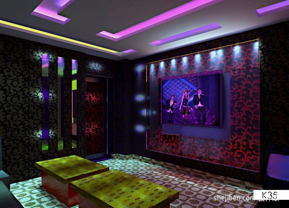2娱乐空间其他设计图片赏析
