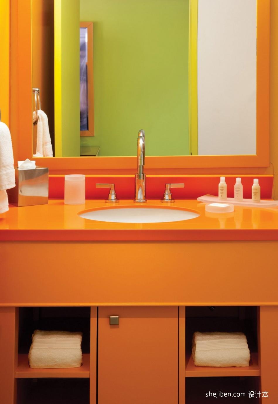 Saguaro酒店设计暖色调色彩天堂酒店空间其他设计图片赏析
