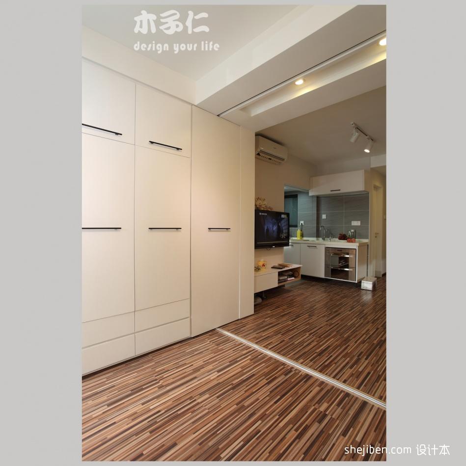 热门82平米混搭小户型卧室欣赏图卧室潮流混搭卧室设计图片赏析