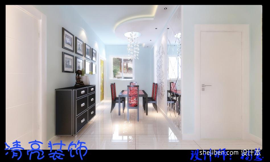 2018精选84平方二居客厅混搭实景图片大全客厅潮流混搭客厅设计图片赏析