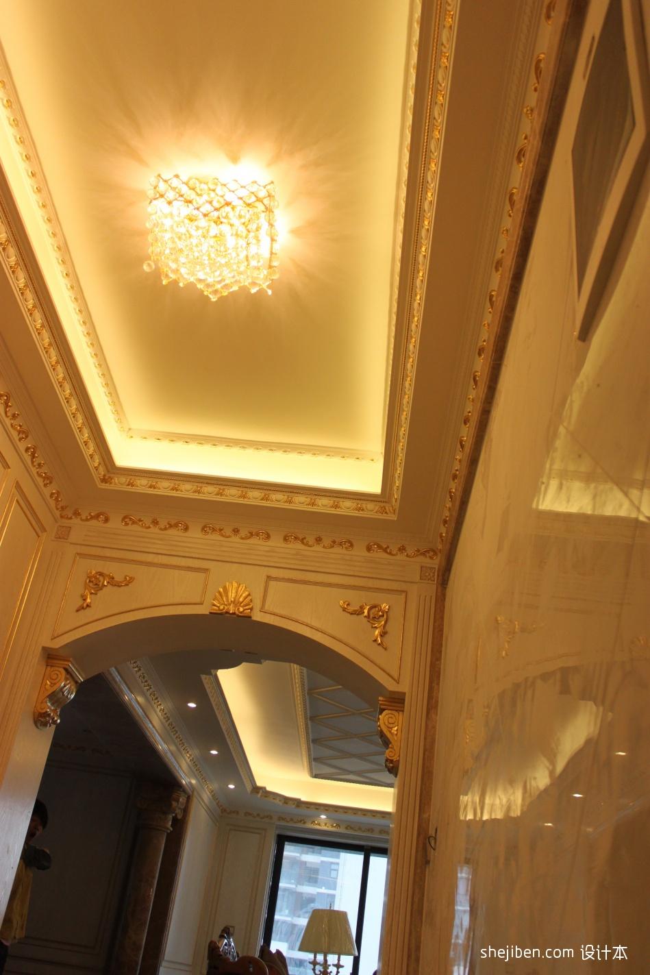 优雅266平混搭样板间客厅装饰图片客厅潮流混搭客厅设计图片赏析