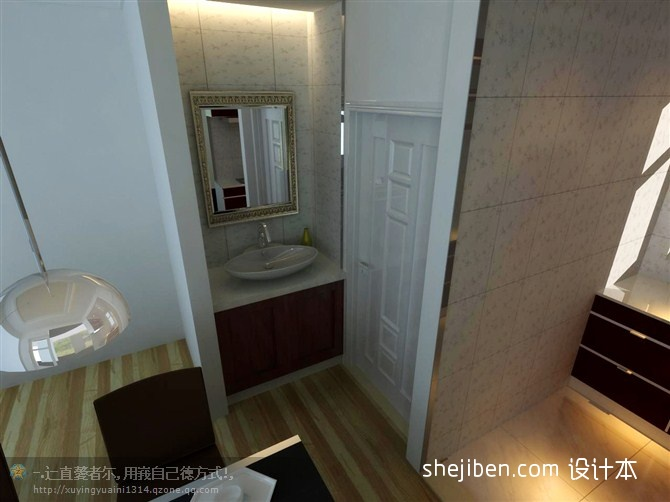 精选81平米二居卫生间混搭欣赏图片卫生间潮流混搭卫生间设计图片赏析