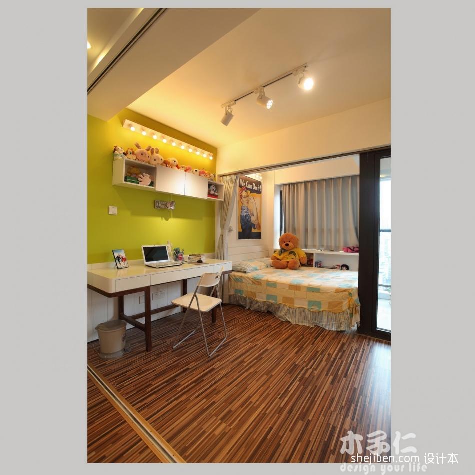 面积79平小户型卧室混搭装饰图片大全卧室潮流混搭卧室设计图片赏析